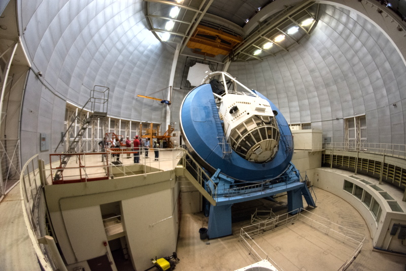 Cassiopeia Observatory Report Visit To Kitt Peak