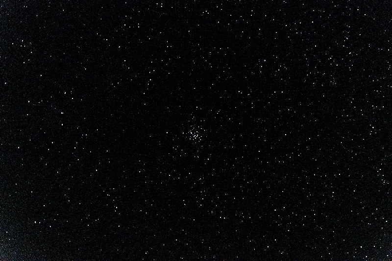 Conjunction Moon - M45 and M44 - Sky & Telescope - Sky
