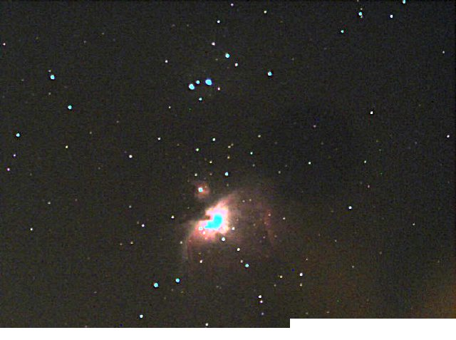 Weasner's Orion Astrophotography Page