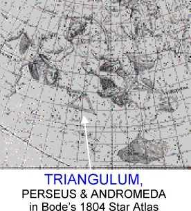 triangulum constellation myth